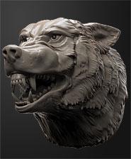 Волк для Чпу